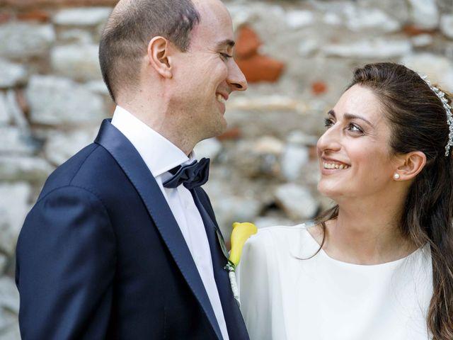 Il matrimonio di Marco e Marianna a Collebeato, Brescia 114