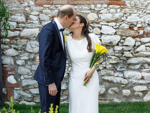 Il matrimonio di Marco e Marianna a Collebeato, Brescia 115