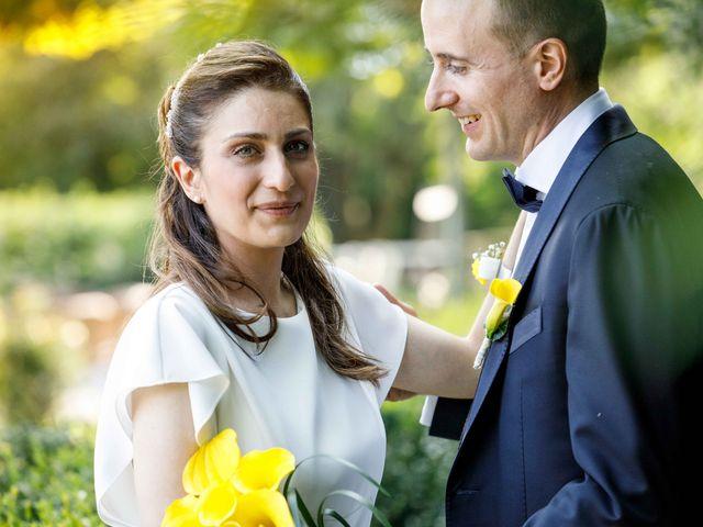 Il matrimonio di Marco e Marianna a Collebeato, Brescia 118