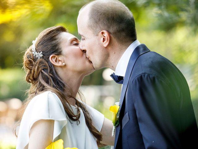 Il matrimonio di Marco e Marianna a Collebeato, Brescia 119