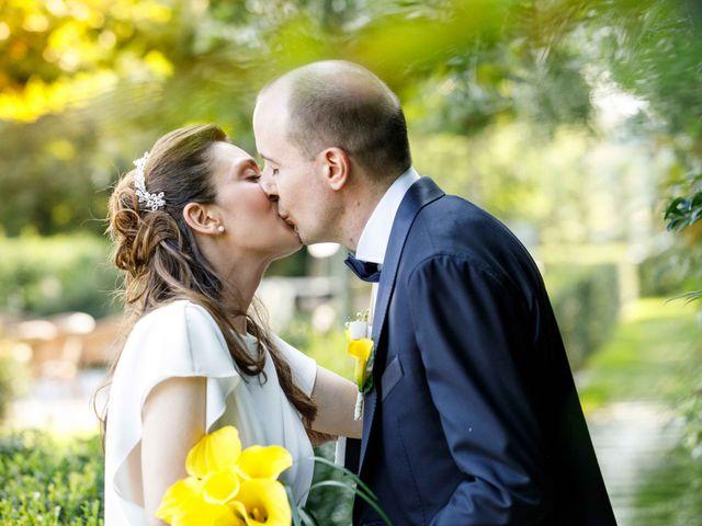 Il matrimonio di Marco e Marianna a Collebeato, Brescia 120
