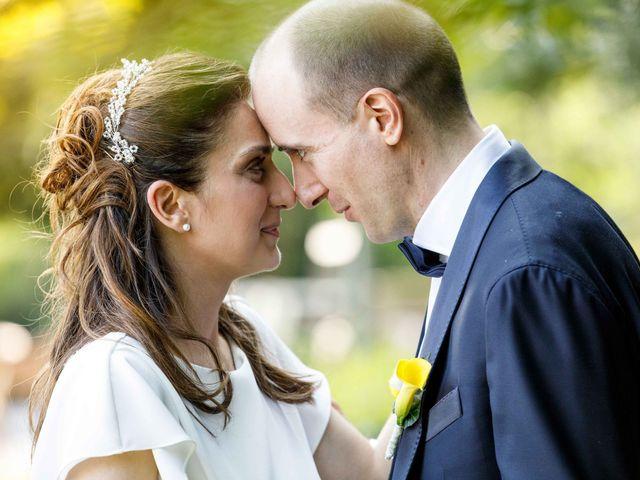 Il matrimonio di Marco e Marianna a Collebeato, Brescia 122