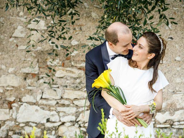 Il matrimonio di Marco e Marianna a Collebeato, Brescia 127