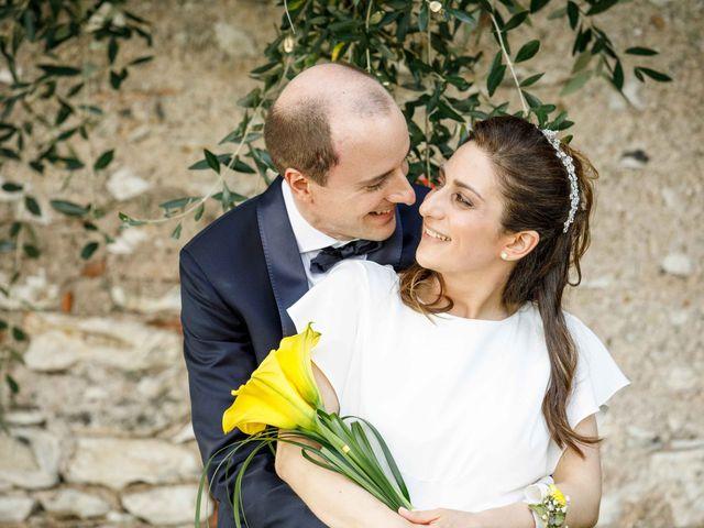 Il matrimonio di Marco e Marianna a Collebeato, Brescia 128