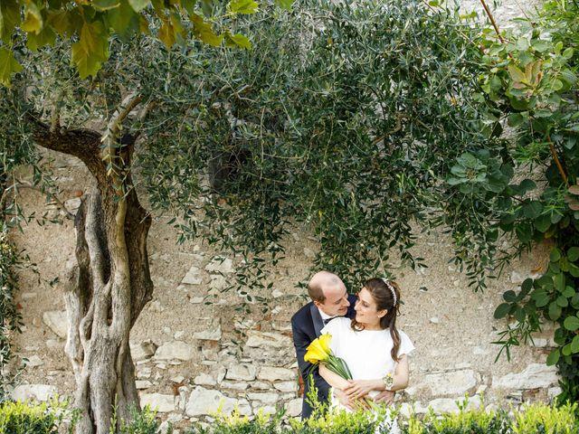 Il matrimonio di Marco e Marianna a Collebeato, Brescia 129