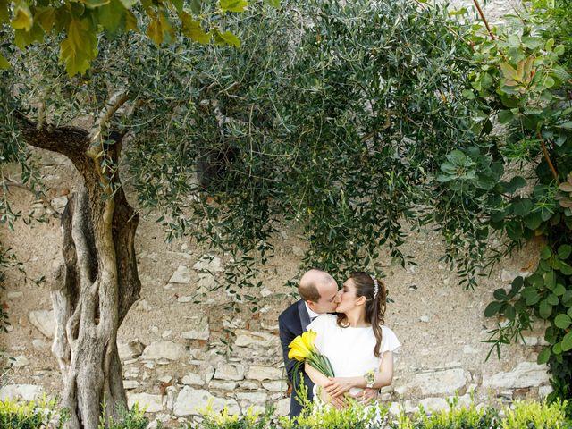 Il matrimonio di Marco e Marianna a Collebeato, Brescia 130