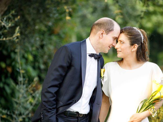 Il matrimonio di Marco e Marianna a Collebeato, Brescia 137