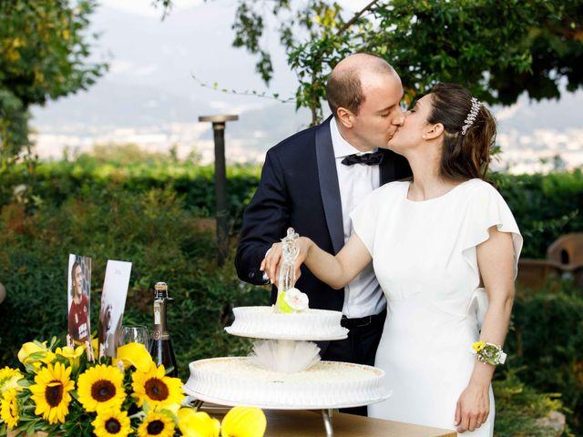 Il matrimonio di Marco e Marianna a Collebeato, Brescia 140