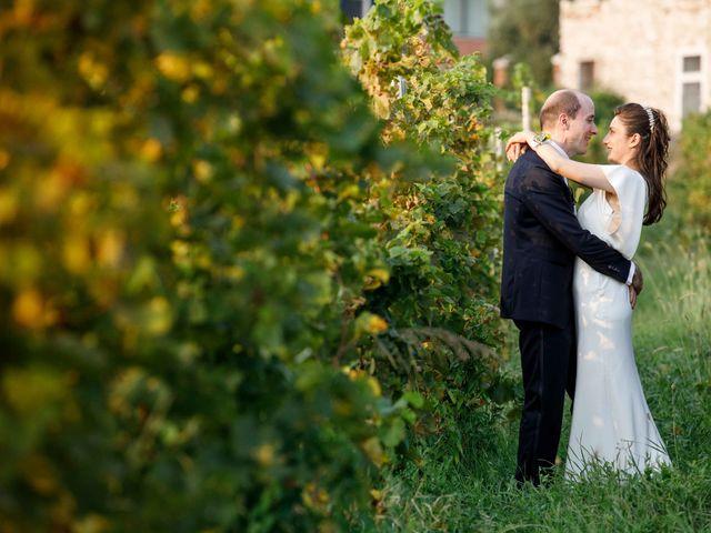 Il matrimonio di Marco e Marianna a Collebeato, Brescia 153
