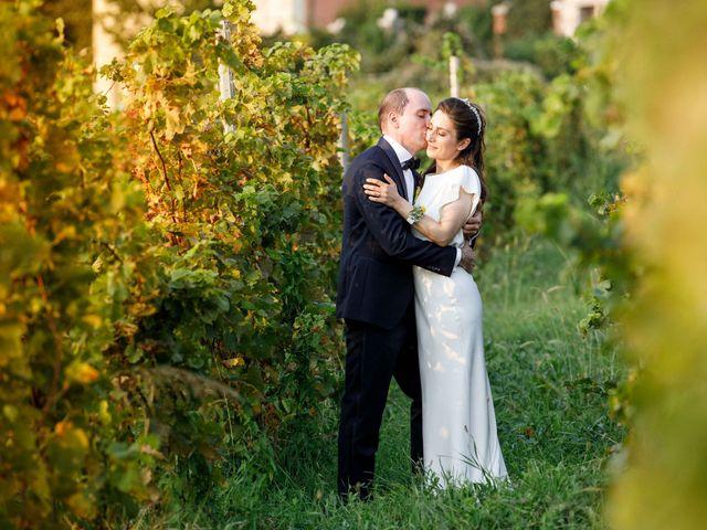 Il matrimonio di Marco e Marianna a Collebeato, Brescia 154