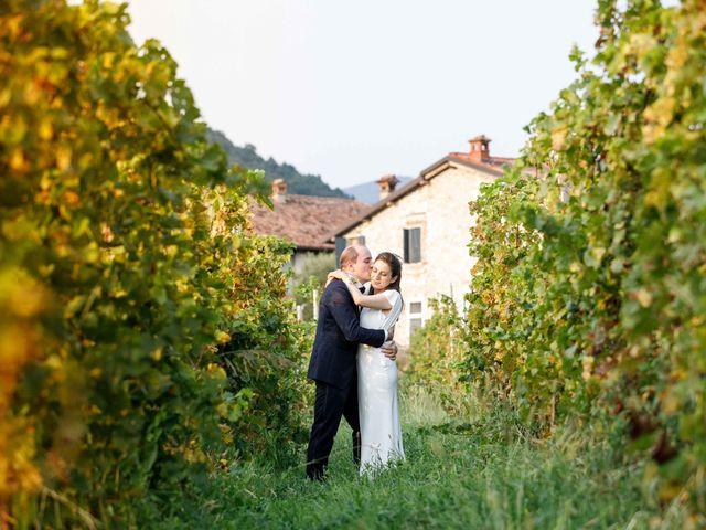 Il matrimonio di Marco e Marianna a Collebeato, Brescia 157