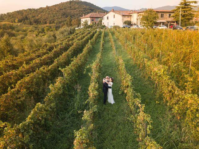 Il matrimonio di Marco e Marianna a Collebeato, Brescia 159