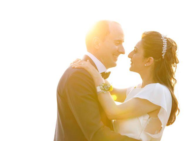 Il matrimonio di Marco e Marianna a Collebeato, Brescia 163