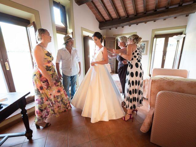 Il matrimonio di Marco e Leonie a Capannori, Lucca 26