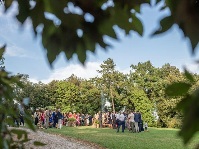 Il matrimonio di Marco e Leonie a Capannori, Lucca 35