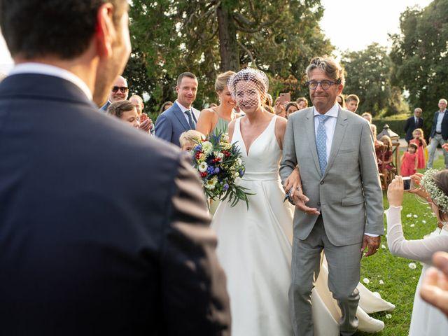 Il matrimonio di Marco e Leonie a Capannori, Lucca 41