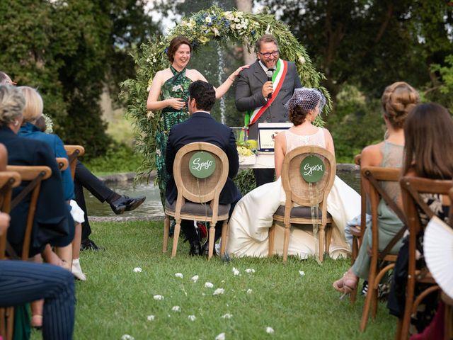 Il matrimonio di Marco e Leonie a Capannori, Lucca 45