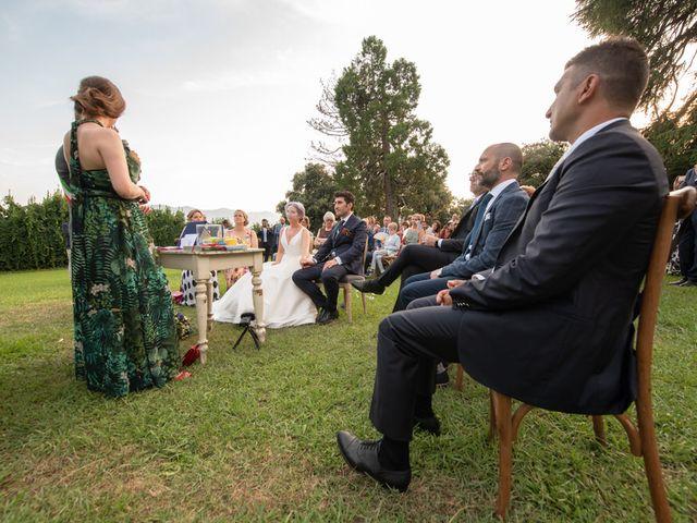Il matrimonio di Marco e Leonie a Capannori, Lucca 46