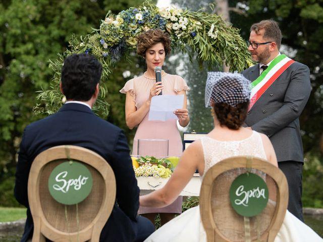 Il matrimonio di Marco e Leonie a Capannori, Lucca 48