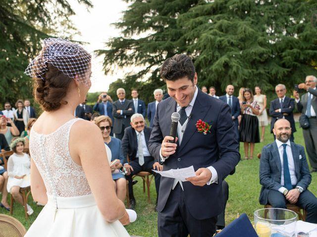 Il matrimonio di Marco e Leonie a Capannori, Lucca 51