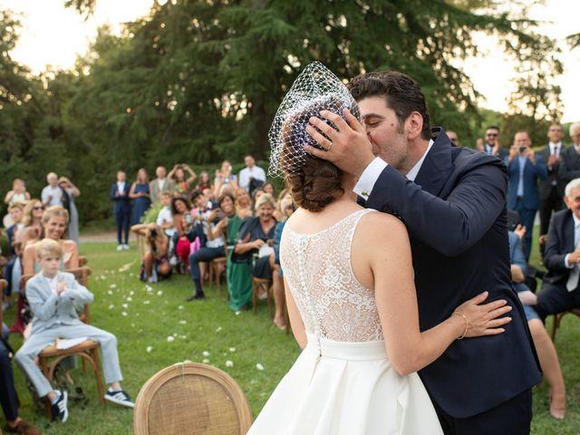 Il matrimonio di Marco e Leonie a Capannori, Lucca 68