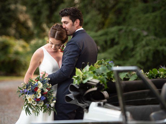 Il matrimonio di Marco e Leonie a Capannori, Lucca 78
