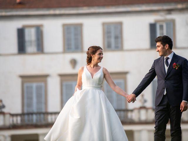 Il matrimonio di Marco e Leonie a Capannori, Lucca 89