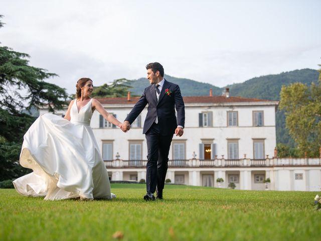 Il matrimonio di Marco e Leonie a Capannori, Lucca 90