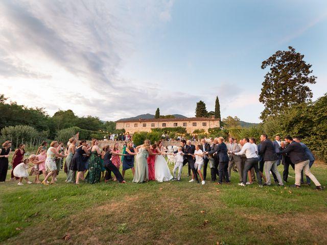 Il matrimonio di Marco e Leonie a Capannori, Lucca 103