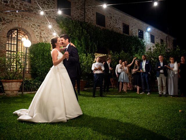 Il matrimonio di Marco e Leonie a Capannori, Lucca 122