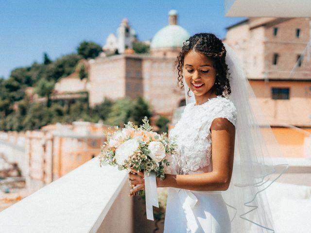 Il matrimonio di Francesco e Sabina a Ancona, Ancona 17