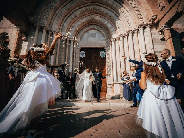 Il matrimonio di Francesco e Sabina a Ancona, Ancona 38
