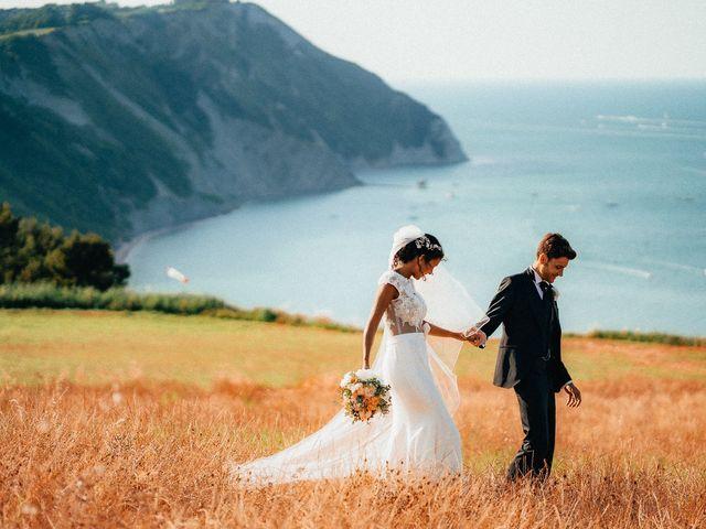 Il matrimonio di Francesco e Sabina a Ancona, Ancona 41