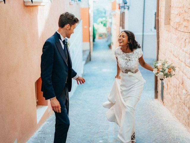 Il matrimonio di Francesco e Sabina a Ancona, Ancona 47
