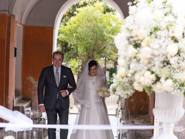 Il matrimonio di Giovanni e Maddalena a Vietri sul Mare, Salerno 22