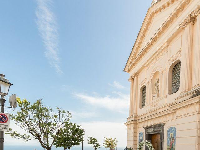 Il matrimonio di Giovanni e Maddalena a Vietri sul Mare, Salerno 25