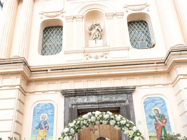 Il matrimonio di Giovanni e Maddalena a Vietri sul Mare, Salerno 27