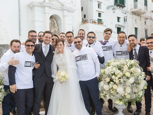 Il matrimonio di Giovanni e Maddalena a Vietri sul Mare, Salerno 28