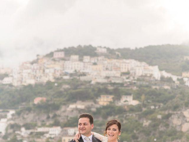 Il matrimonio di Giovanni e Maddalena a Vietri sul Mare, Salerno 29