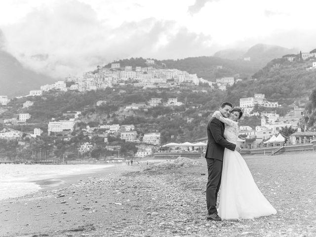 Il matrimonio di Giovanni e Maddalena a Vietri sul Mare, Salerno 31