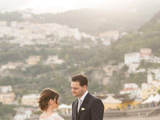 Il matrimonio di Giovanni e Maddalena a Vietri sul Mare, Salerno 35
