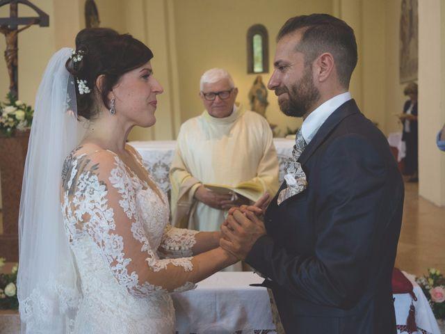Il matrimonio di Diego e Giulia a Bondeno, Ferrara 11