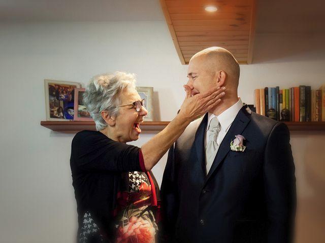 Il matrimonio di Mauro e Sara a Morimondo, Milano 15
