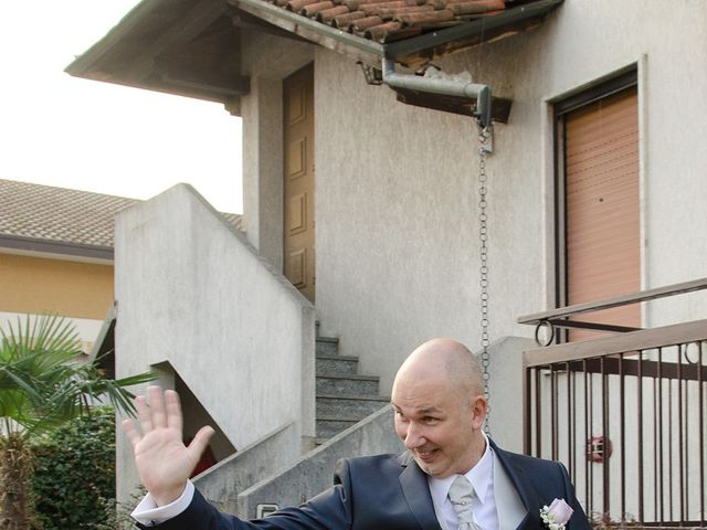 Il matrimonio di Mauro e Sara a Morimondo, Milano 19