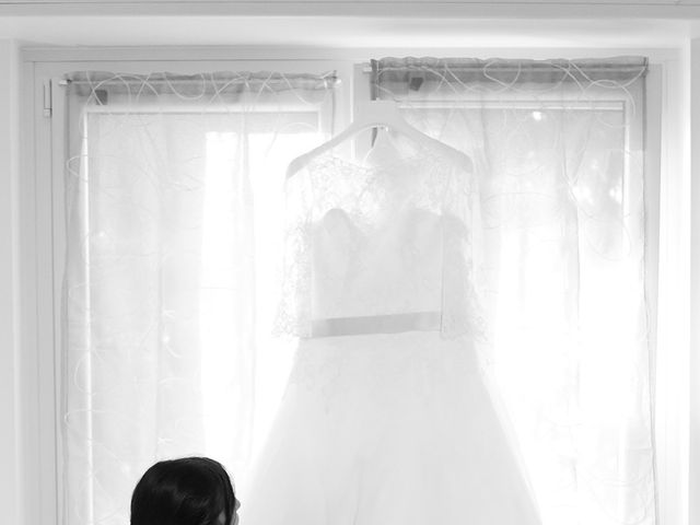 Il matrimonio di Mauro e Sara a Morimondo, Milano 25