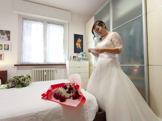 Il matrimonio di Mauro e Sara a Morimondo, Milano 35