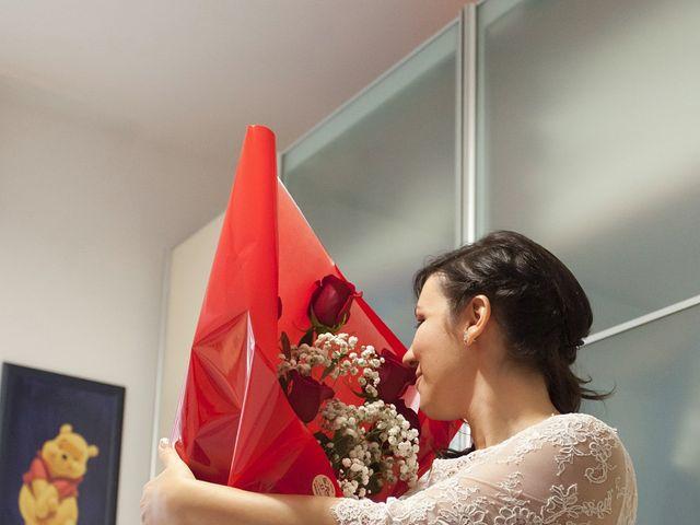 Il matrimonio di Mauro e Sara a Morimondo, Milano 36