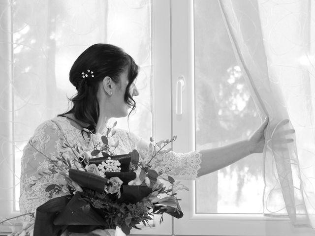 Il matrimonio di Mauro e Sara a Morimondo, Milano 45