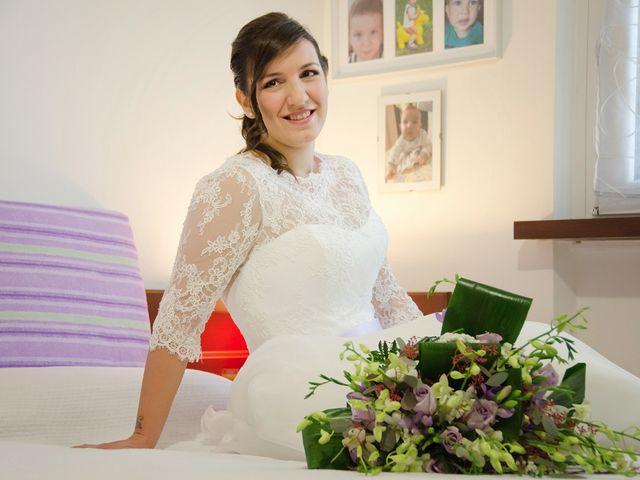 Il matrimonio di Mauro e Sara a Morimondo, Milano 46