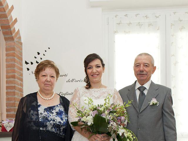 Il matrimonio di Mauro e Sara a Morimondo, Milano 54